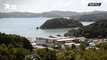 В Новой Зеландии звучат сирены, предупреждающие о цунами