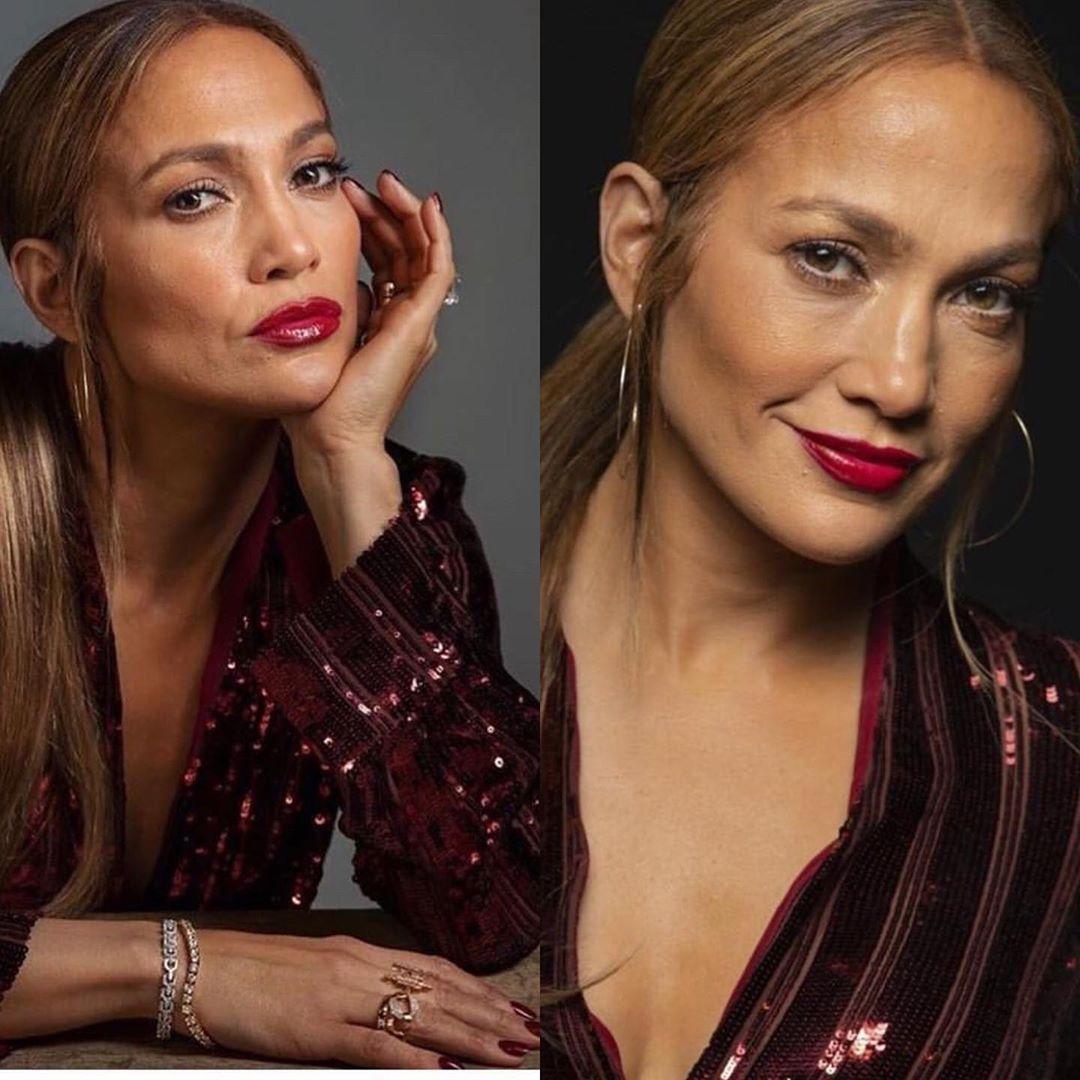 Дженнифер Лопес в 50 решила показать себя без обработки фото