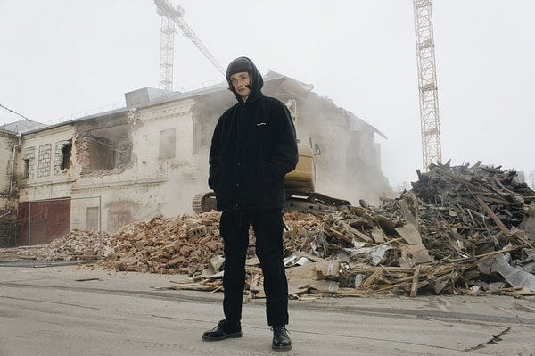 17-летний сын Сергея Бодрова читает рэп