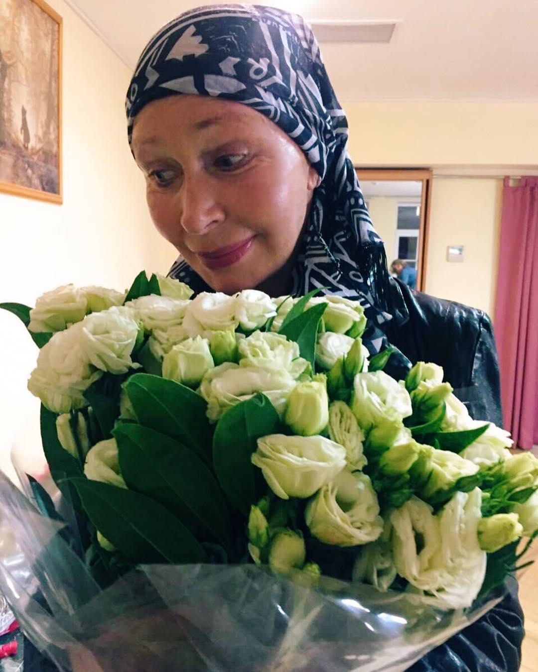 Сестра спасла Татьяну Васильеву от суицида