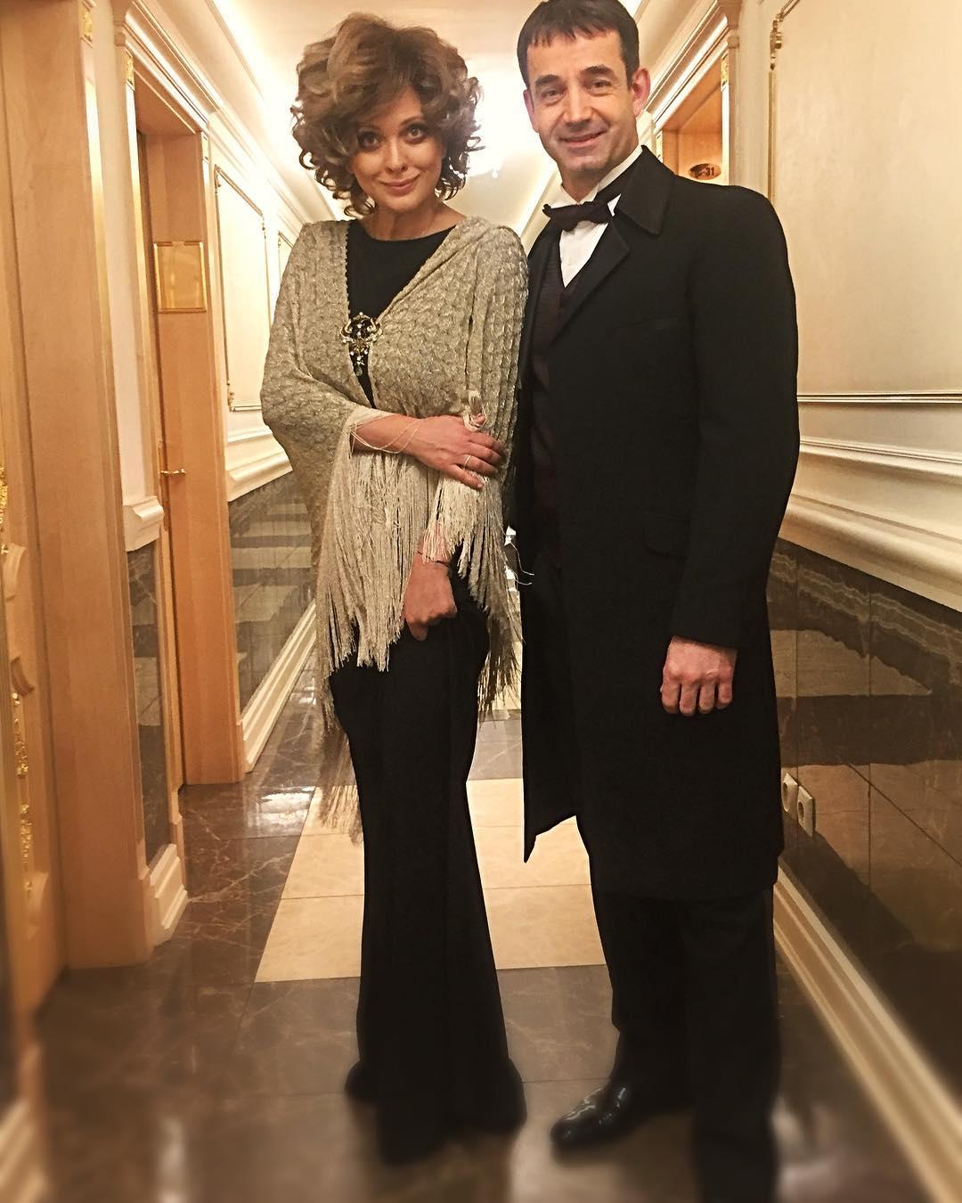 Ольга Дроздова и Дмитрий Певцов долго не могли иметь детей