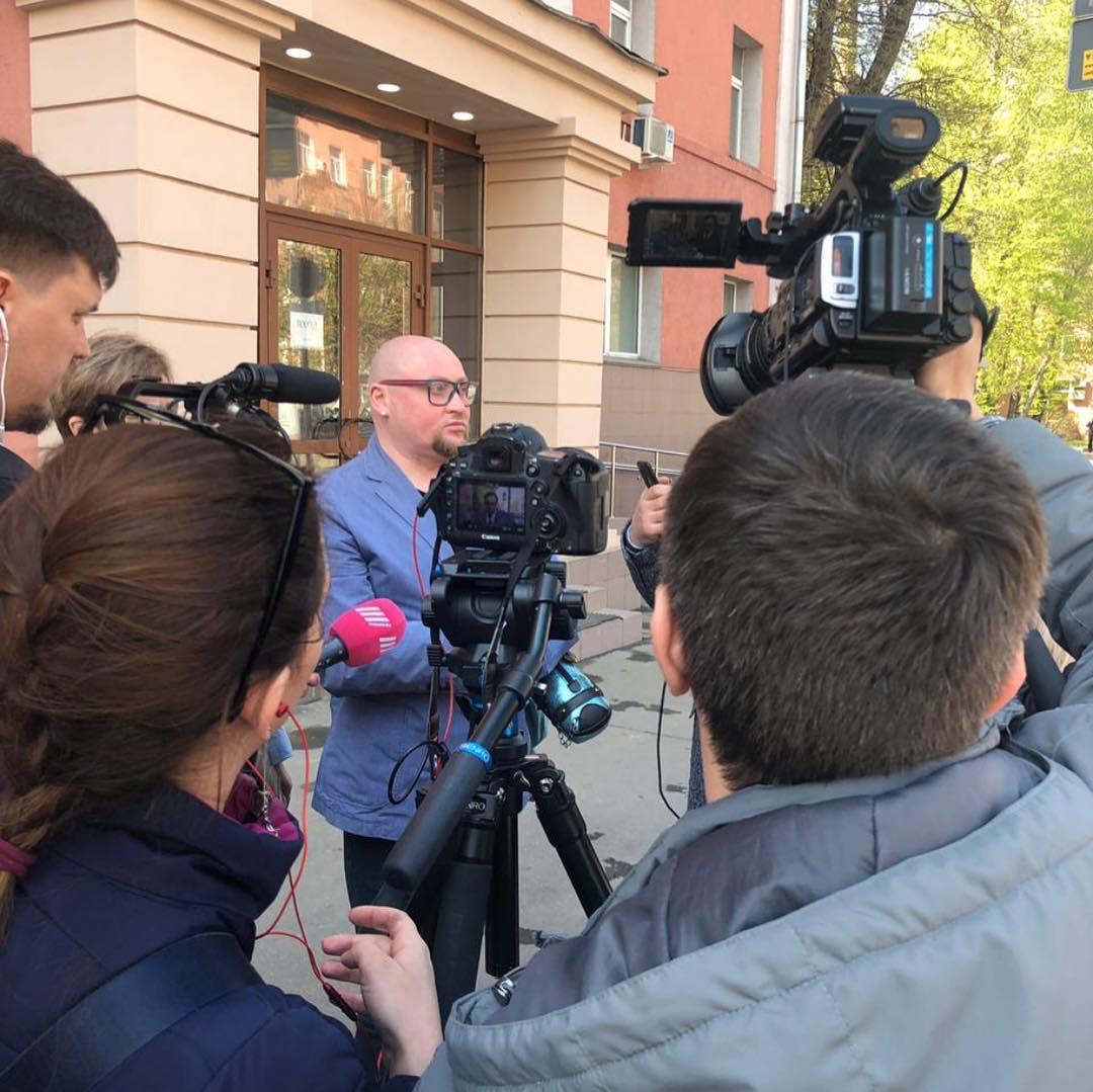 Состоялось очередное и последнее судебное заседание в Черемушкинском районном суде