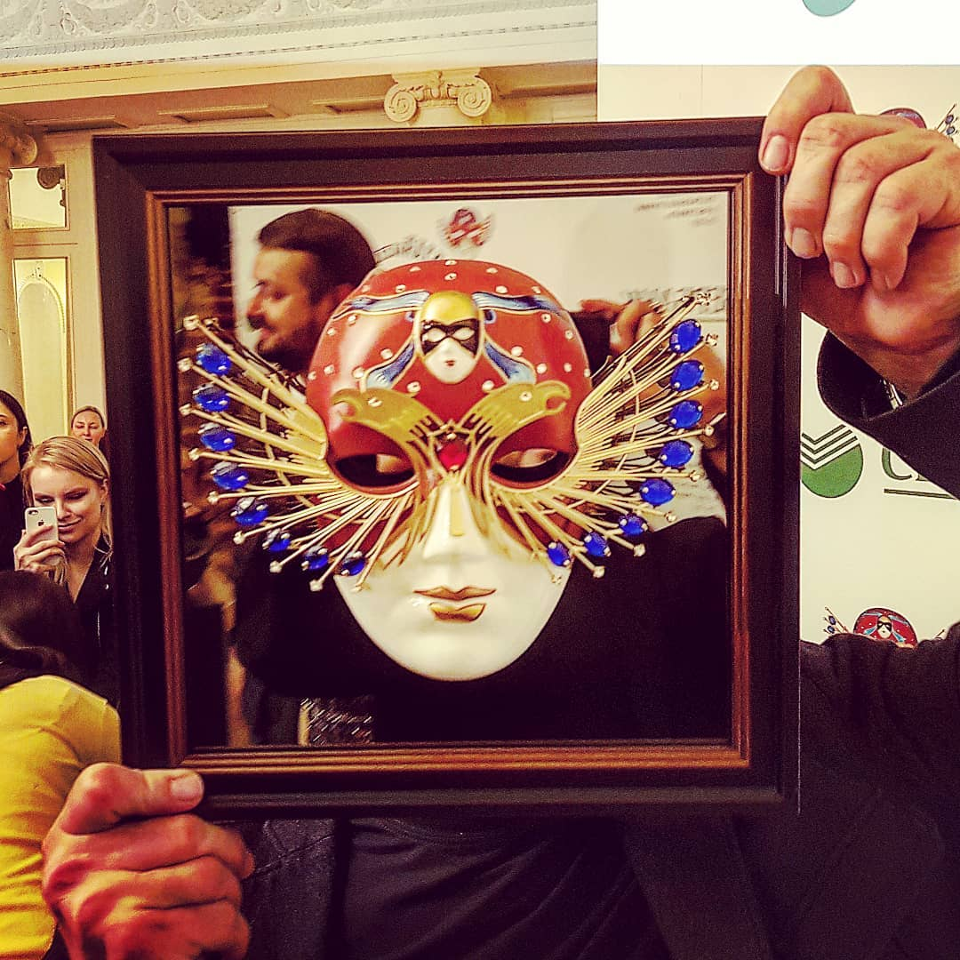 Золотая маска Кирилла Серебренникова