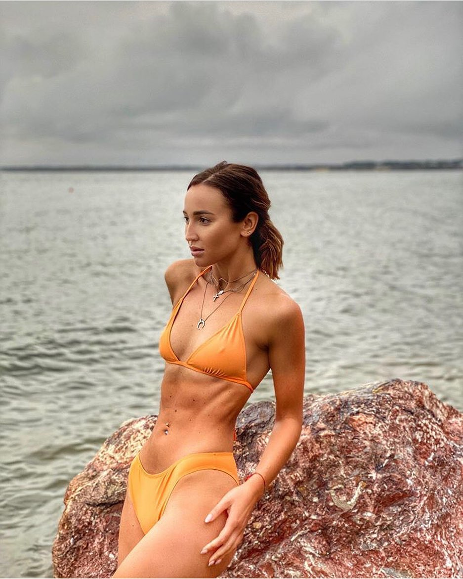 Ольга Бузова отдыхает на Алтае