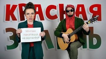 Оперная певица Маргарита Левчук записала свой ответ гостелеканалу, на котором вышел клип со словами «Накажи их, Боже, накажи»