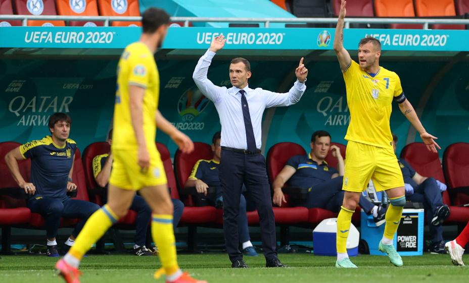 Украина сыграет со шведами в 1/8 финала Евро-2020.. Фото: Reuters