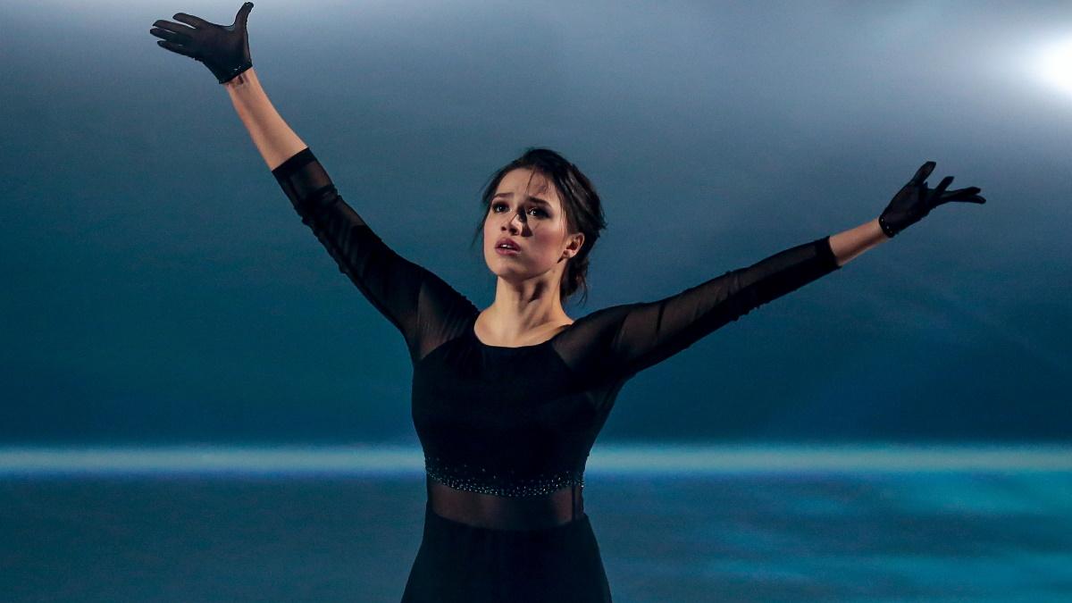 Фигуристка Алина Загитова приняла участие в новом шоу. Фото: Global Press Look