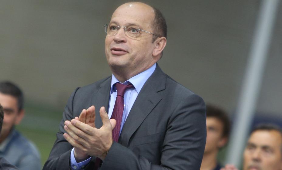 Глава РПЛ Сергей Прядкин рассказал о правах на телетрансляции РПЛ. Фото: Global Press Look