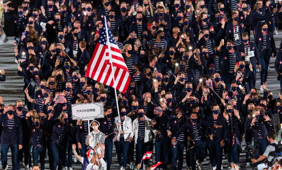 Американская делегация осталась без медалей в первый день соревнований. Фото: Global Look Press