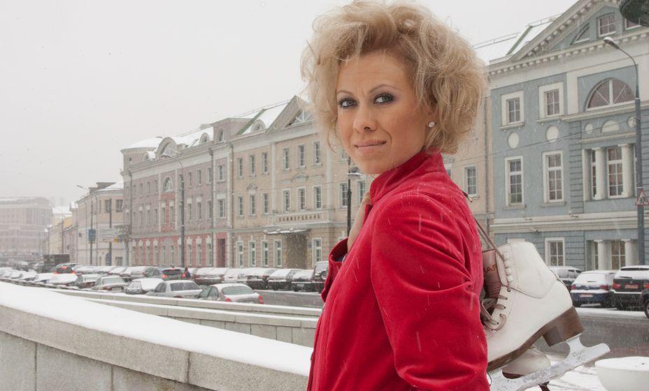Экс-фигуристка Оксана Баюл поделилась фотокарточкой с российскими звездами фигурного катания. Фото: Global Look Press