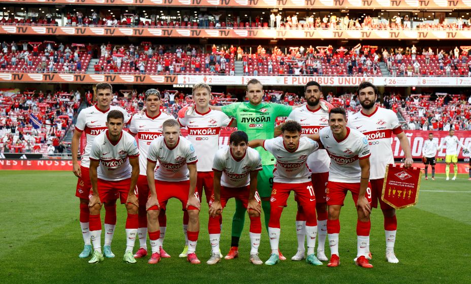 «Спартак» уступил ЦСКА и теперь у него есть шанс исправиться в матче с соперником поскромнее. Фото: Global Look Press