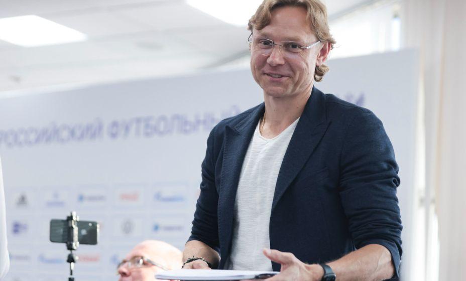 Валерий Карпин в сборной России составил новый режим питания. Фото: РФС