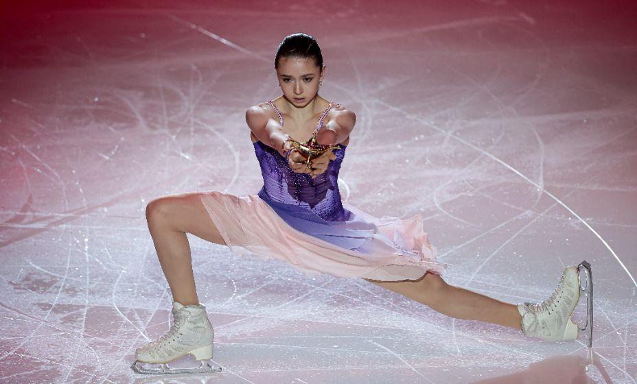 Камила Валиева выиграла турнир с мировым рекордом. Фото: Global Look Press