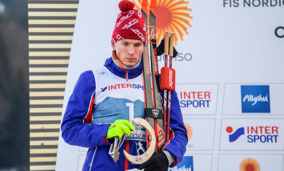 Норвежский тренер назвал Александра Большунова лучшим лыжником мира. Фото: Global Press Look